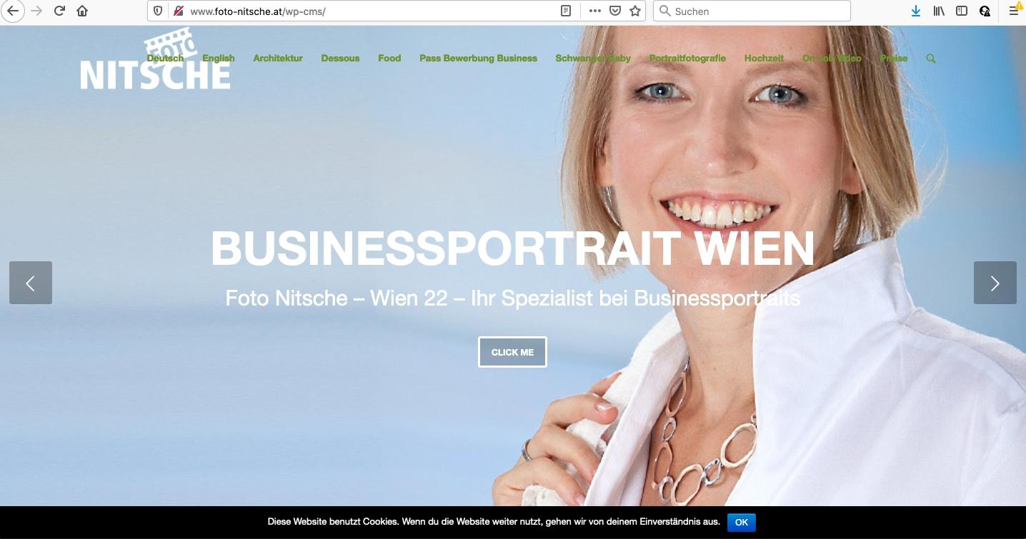 fotonitsche - Web-Design