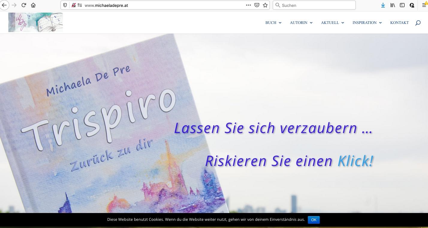 michaeladepre - Web-Design